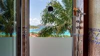 nifty glass wall of Saint Barth Villa Panama holiday home, luxury vacation rental