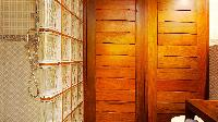 cool bathroom interiors of Saint Barth Villa Panama holiday home, luxury vacation rental