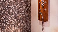 cool shower in Saint Barth Villa Panama holiday home, luxury vacation rental