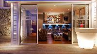 awesome bar of Saint Barth Villa Panama holiday home, luxury vacation rental