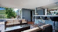 amazing bar of Saint Barth Villa Panama holiday home, luxury vacation rental