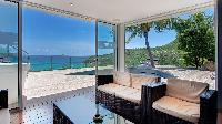 breezy and bright Saint Barth Villa Panama holiday home, luxury vacation rental