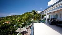 cool hillside Saint Barth Villa Panama holiday home, luxury vacation rental