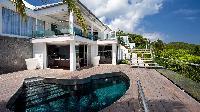 awesome pool of Saint Barth Villa Panama holiday home, luxury vacation rental