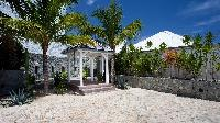 nice exterior of Saint Barth Villa Panama holiday home, luxury vacation rental