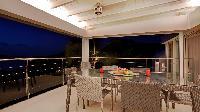 cool terrace of Saint Barth Villa Panama holiday home, luxury vacation rental
