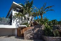 awesome exterior of Saint Barth Villa YOU luxury holiday home, vacation rental