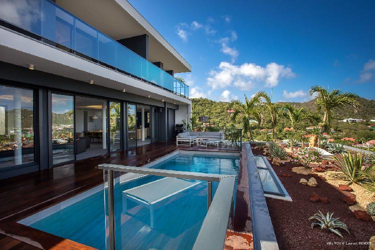 beautiful Saint Barth Villa YOU luxury holiday home, vacation rental