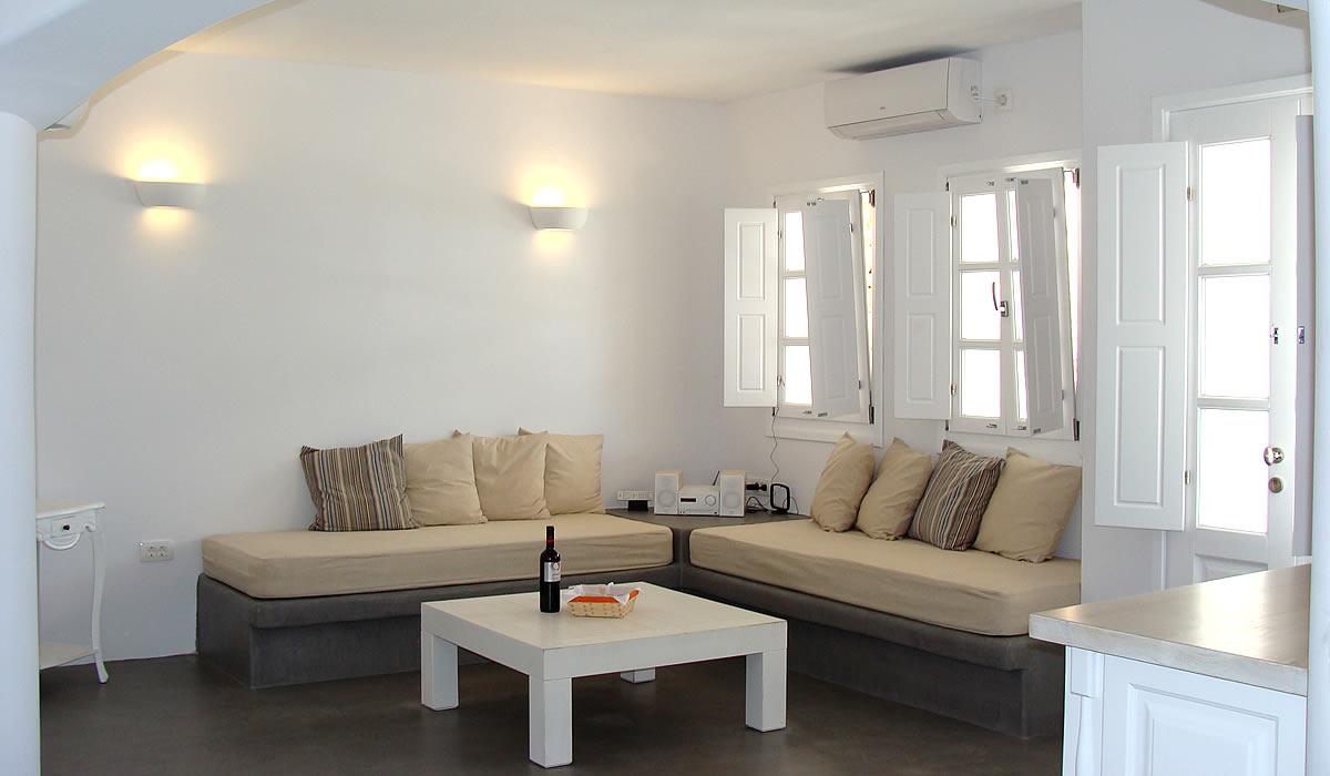 Santorini Villa Sorokos Guesthouse