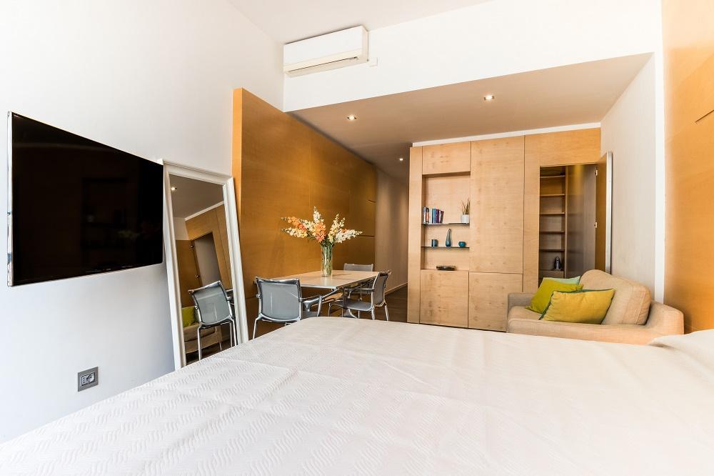 fully furnished Milan - Modern Studio D luxury apartment
