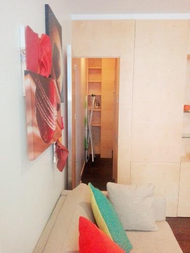 fully furnished Milan - Modern Studio S luxury apartment