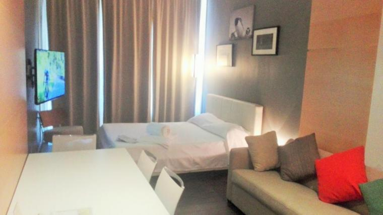 well-appointed Milan - Modern Studio S luxury apartment