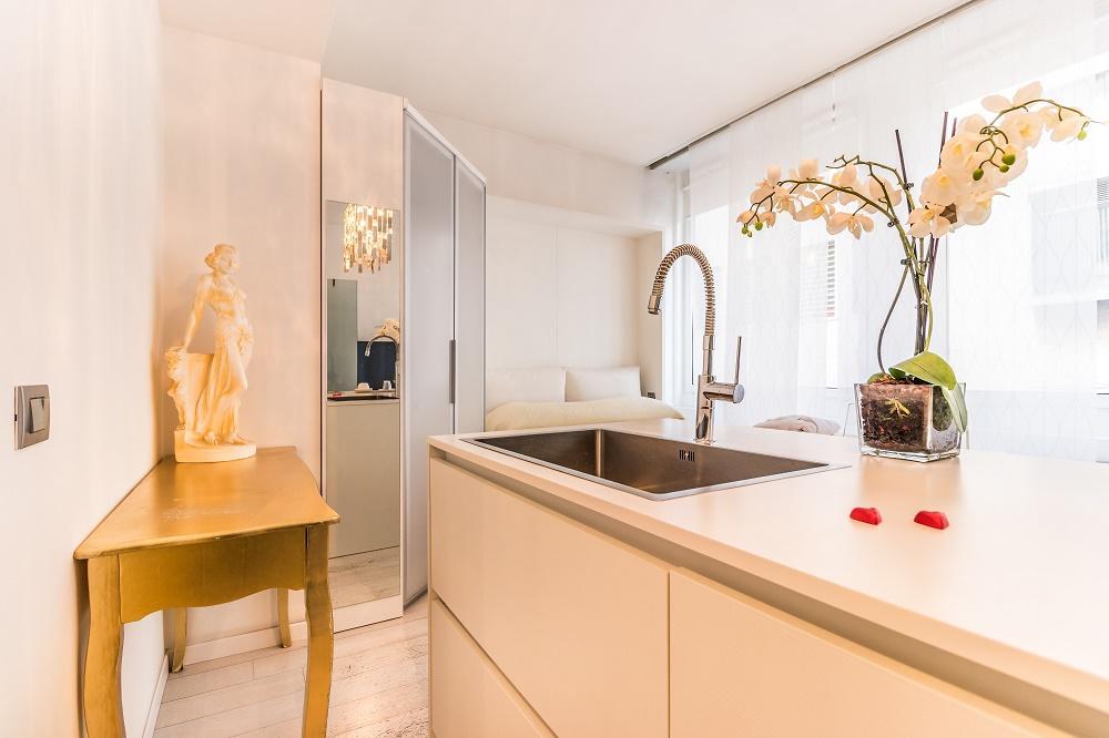 elegant Milan - Cozy Studio Passarella luxury apartment