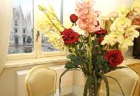 well-appointed Milan - Duomo Open Space luxury apartment