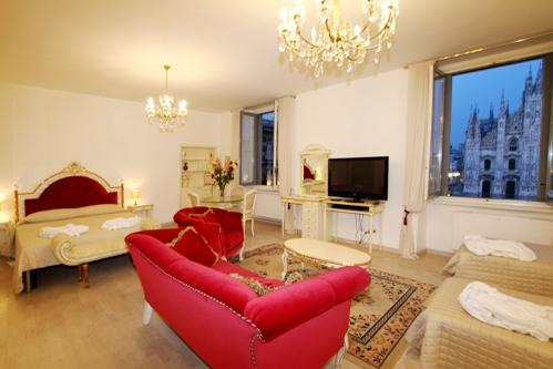 elegant Milan - Duomo Open Space luxury apartment and vacation rental