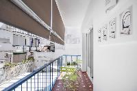 charming Sitges Carrer Bonaire - Blue luxury apartment