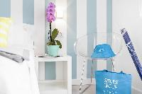 clean Sitges Carrer Bonaire - Blue luxury apartment