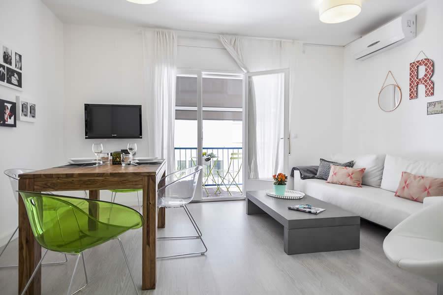 chic Sitges Carrer Bonaire - Blue luxury apartment