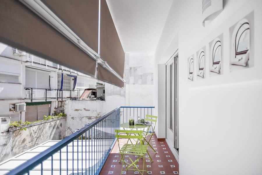 charming Sitges Carrer Bonaire - Blue luxury apartment