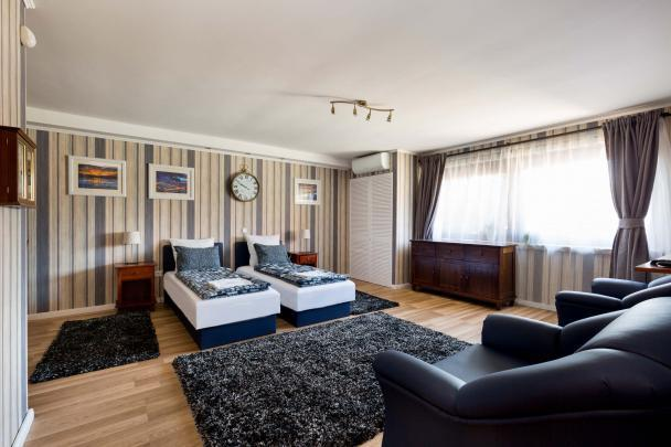 chic Budapest Dream Luxury Villa holiday home and vacation rental