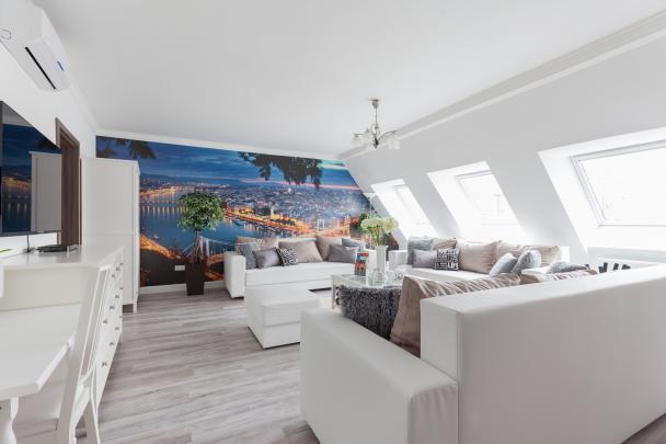 amazing Budapest Dream Super Apartment BOKRETA luxury holiday home and vacation rental