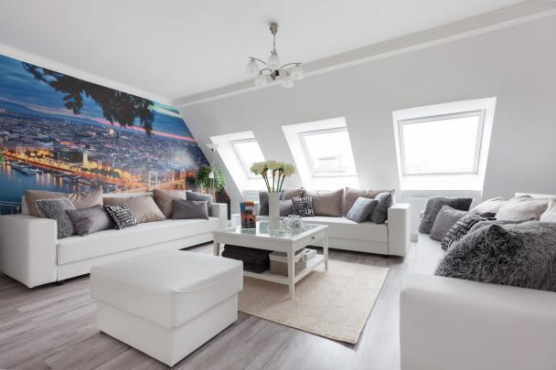 breezy and bright Budapest Dream Super Apartment BOKRETA luxury holiday home