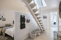 delightful Sitges Carrer Bonaire - Blue luxury apartment