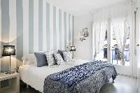 lovely Sitges Carrer Bonaire - Blue luxury apartment