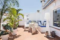 nifty Sitges Carrer Bonaire - Blue luxury apartment