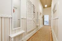 neat interiors of Budapest Dream Grand Apartment DANUBE luxury holiday home