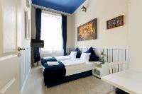 bright and breezy Budapest Dream Grand Apartment DANUBE luxury holiday home