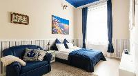 sunny and airy Budapest Dream Grand Apartment DANUBE luxury holiday home