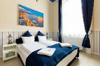 fabulous windows of Budapest Dream Grand Apartment DANUBE luxury holiday home