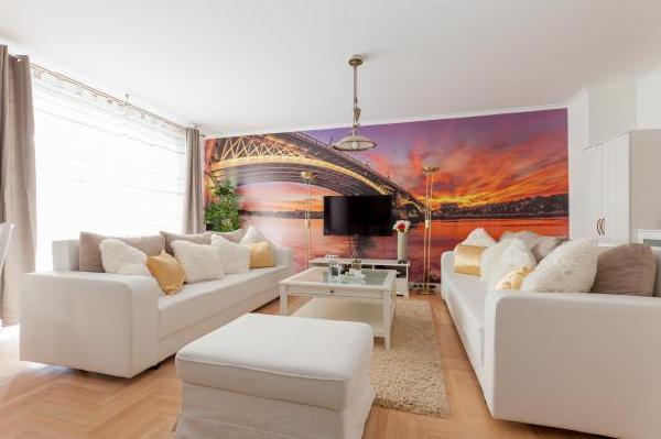 Budapest Dream Family Apartment HOLLO1