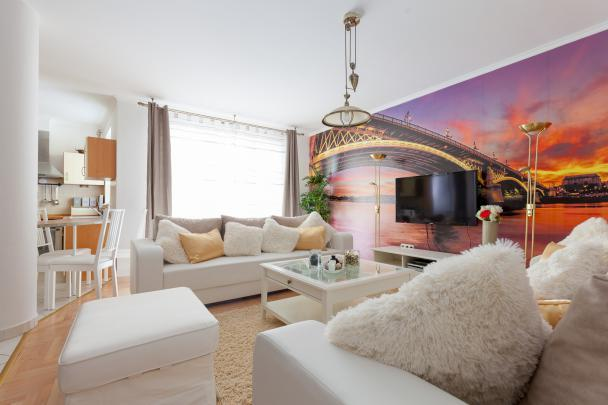 fancy Budapest Dream Family Apartment HOLLO1 luxury holiday home