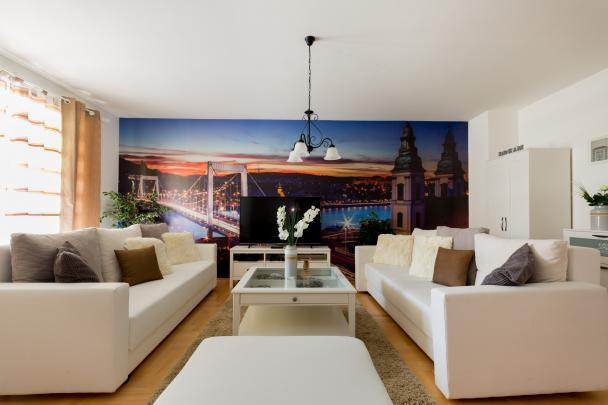 charming Budapest Dream Family Apartment HOLLO4 luxury apartment