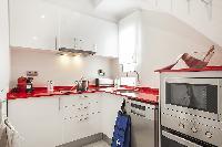 modern Sitges Carrer Bonaire - Blue luxury apartment