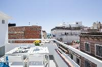 awesome Sitges Carrer Bonaire - Blue luxury apartment