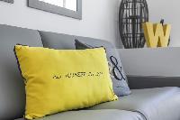 fancy Sitges Carrer Bonaire - Blue luxury apartment