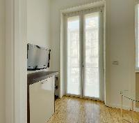 cool access to the balcony of Milan - Pergolesi Apartment 301345 luxury home
