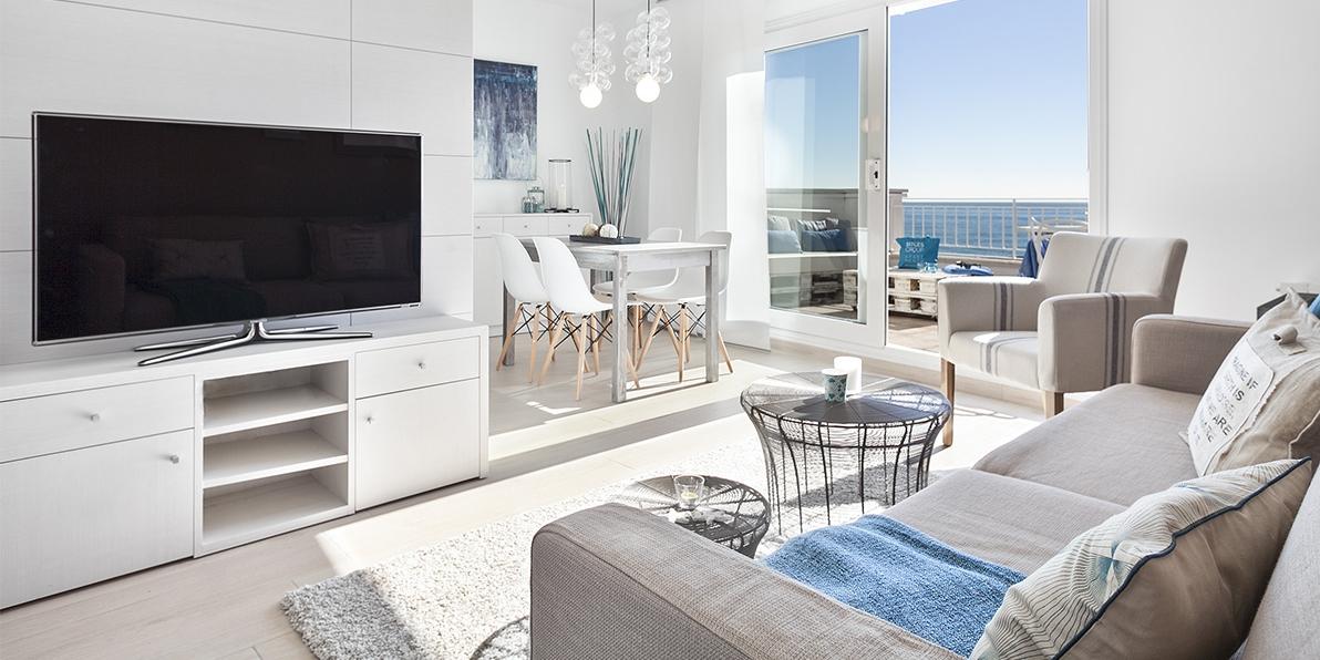 Sitges Passeig de la Ribera - Ocean Blue Penthouse