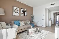 neat Sitges Passeig de la Ribera - Ocean Blue Penthouse luxury apartment