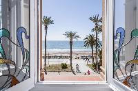 amazing Sitges Passeig de la Ribera - Ocean Front 2 luxury apartment