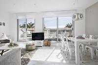 delightful Sitges Passeig de la Ribera - Ocean Front 3 luxury apartment