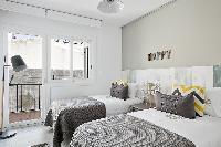 awesome Sitges Passeig de la Ribera - Ocean Front 3 luxury apartment