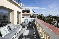 fancy Sitges Passeig de la Ribera - Ocean Front 3 luxury apartment