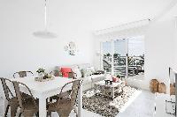 cool Sitges Passeig de la Ribera - Ocean Front Penthouse luxury apartment