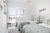 charming Sitges Passeig de la Ribera - Ocean Front Penthouse luxury apartment