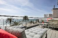 fabulous Sitges Passeig de la Ribera - Ocean Front Penthouse luxury apartment