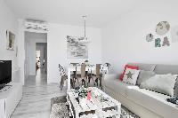 delightful Sitges Passeig de la Ribera - Ocean Front Penthouse luxury apartment